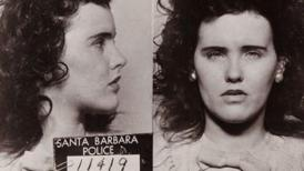 Arrestation d'Elizabeth Short à Santa Barbara