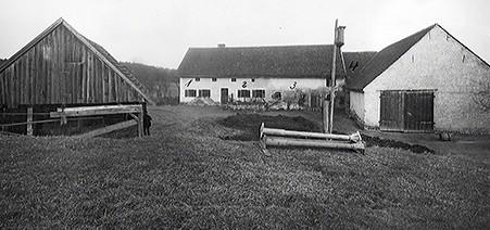 La véritable ferme de Hinterkaifeck