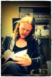 Tim Willocks _ signature