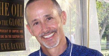 steven saylor portrait