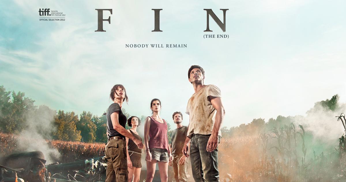 Fin (The end), film de Jorge Torregrossa